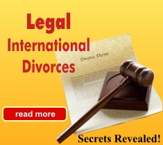 Legal International Divorces - Secrets Revealed!